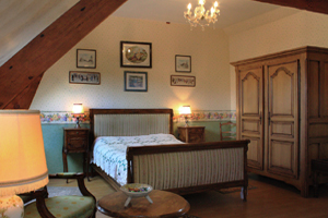 Chambres avec bed and breakfast